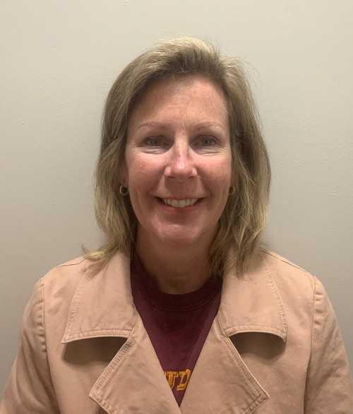 Board member Susan Strong